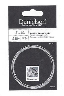 DANIELSON KNOTLESS TAPERED LEADERS