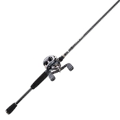 ABU GARCIA ORRA WINCH LOW PROFILE COMBINATION ROD/REEL