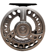 AMUNDSON SILVER GANG FLY REEL