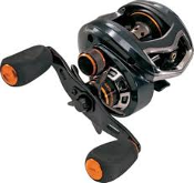 PFLUEGER SUPREME XT LOW PROFILE BAITCAST REEL