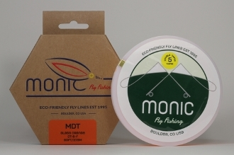 MONIC MICRO-DOUBLE TAPER FLY FISHING LINE