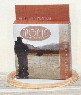 MONIC FLOATING MDT MICRO-DOUBLE TAPER FLY LINE