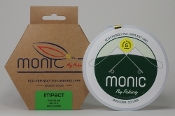 MONIC IMPACT FLY LINE, WEIGHT-FORWARD, FLOATING