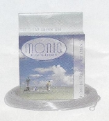 MONIC CLEAR TROPICAL FLOATING FLY FISHING LINE