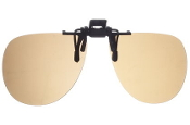 FISHERMAN 8FCO CLIP-ON FLIP-UP SUNGLASSES