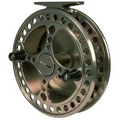 "RAVEN MATRIX XL SPECIAL EDITION CENTERPIN REEL, 5-1/8"", BRONZE"