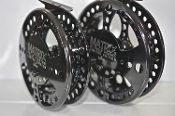 RAVEN MATRIX FULLY PORTED LIMITED EDITION CENTERPIN REEL