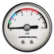 THE CREEK COMPANY AIR PRESSURE GAUGE