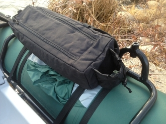 THE CREEK COMPANY INSULATED SIDE GEAR BAG