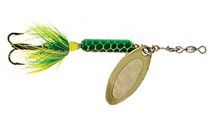LUHR-JENSEN BANG-TAIL LURE