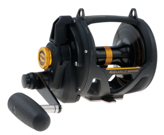 PENN SQUALL LEVER DRAG 2 SPEED REEL