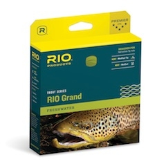 RIO GRAND FRESHWATER FLY LINE