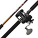 UGLY STIK TROLLING COMBINATION ROD/REEL