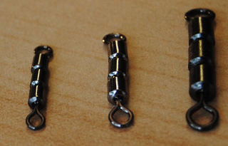 VISION ROLLING CHAIN 3 BARREL SWIVELS